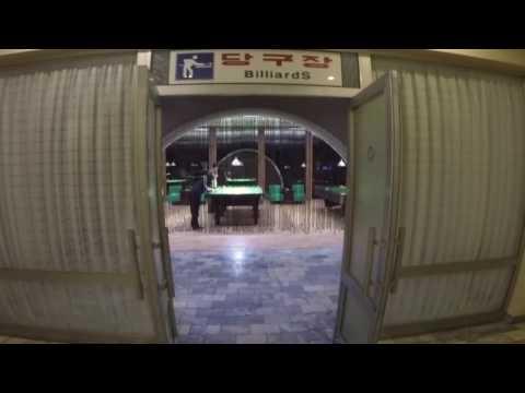 Underground at The Yanggakdo International Hotel