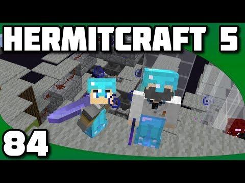 Hermitcraft 5 - Ep. 84: Ender Improvements