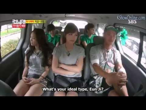 (RM 162) ♡ Apink's Eunji-Infinite's SungGyu moment ♡