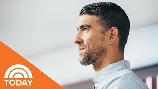Michael Phelps Opens Up About His Struggle With Depression, And How He's Found Happiness | TODAY