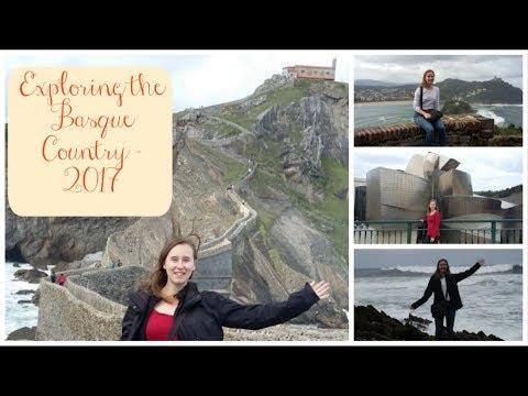 Exploring the Basque Country - 2017