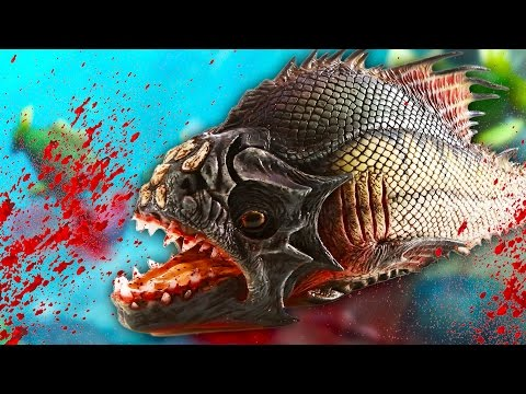 Fish eat grow big feed and grow ep1 from youtube free for Grow fish game