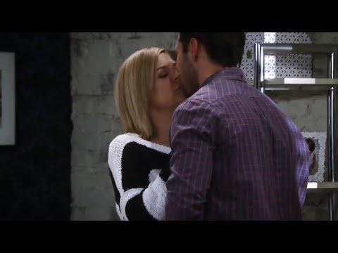 Nathan & Maxie 11-15-17 (1/3) Is Maxie pregnant?