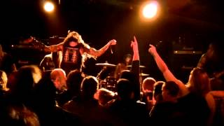 Skeletonwitch - Shredding Sacred Flesh (live)