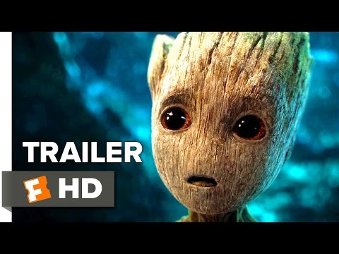 трейлер 2017 - Guardians of the Galaxy Vol. 2 Official Trailer 1 (2017) - Chris Pratt Movie