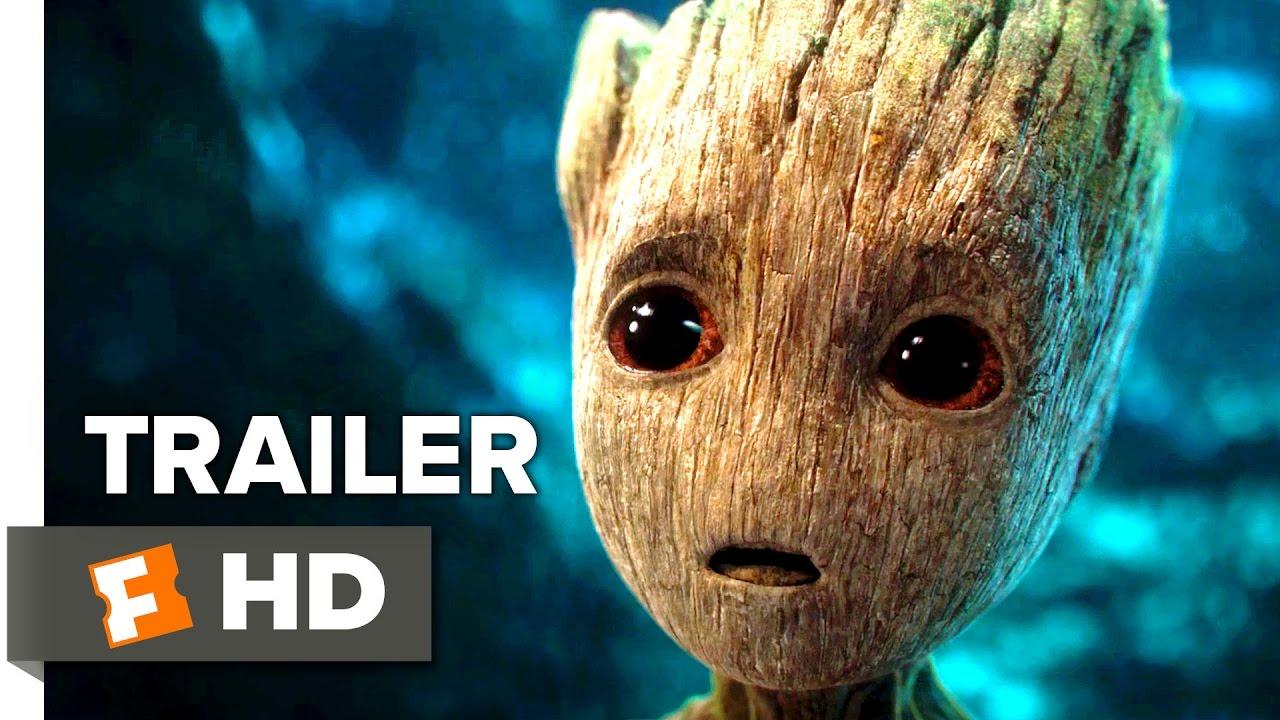 Download Guardians of the Galaxy Vol. 2 Official Trailer 1 (2017) - Chris Pratt Movie