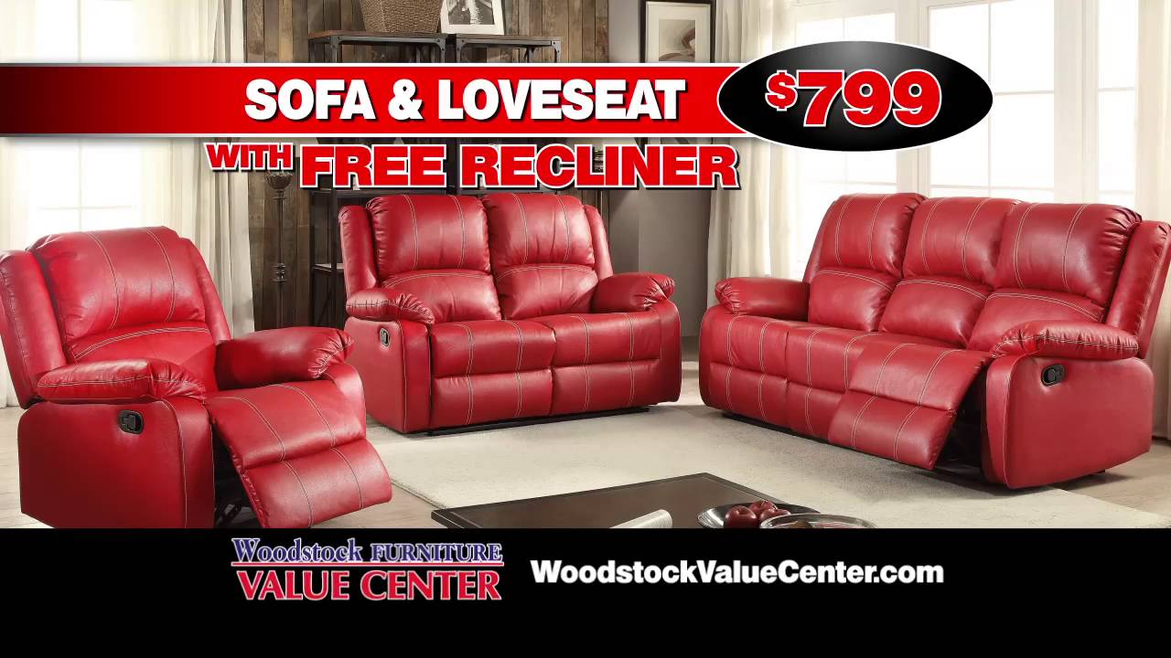 Woodstock Furniture Value Center Storewide Clearance 2016