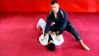 Knee on Belly Stability and Mobility Drill  – Learn to Grapple