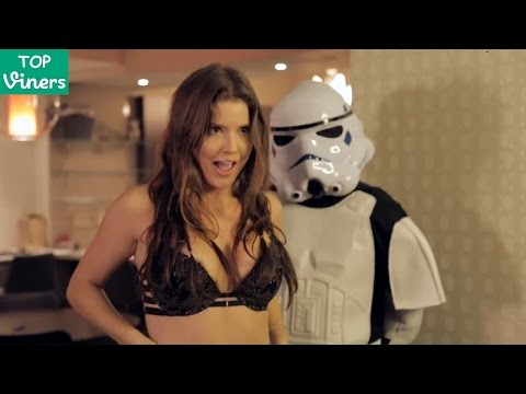 Thumbnail: Best Star Wars Vines Compilation - Funny Star Wars Videos
