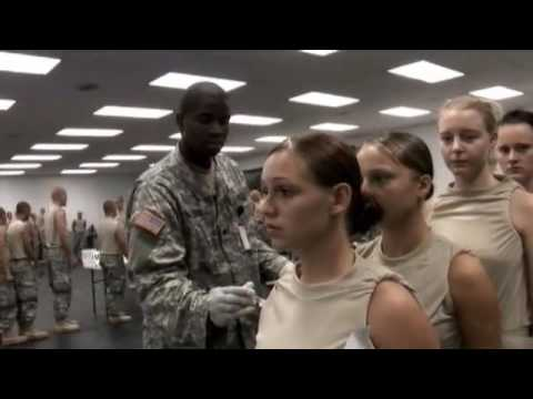 US Army Reception Battalion YouTube