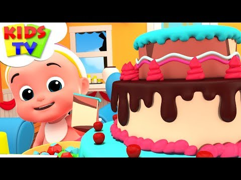 Happy Birthday Song | Happy Birthday To You | Kids Tv | Junior Squad