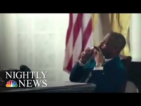 Rapper T.I. Releases Controversial Video Featuring Melania Trump Lookalike | NBC Nightly News Mp3