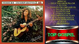Shirley Carvalhaes - 1981 Tesouro Incomparavel - CD COMPLETO