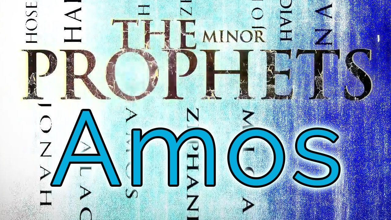 The Book of Amos - Eddie Parrish - YouTube