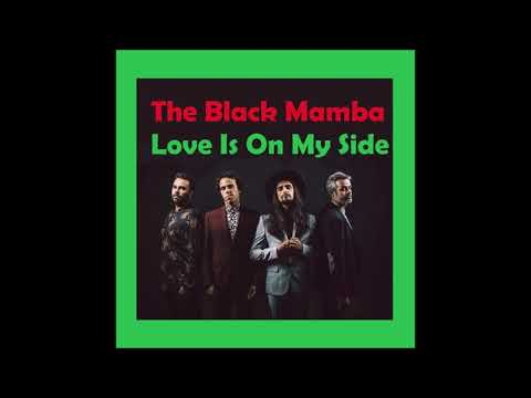 2021 The Black Mamba - Love Is On My Side