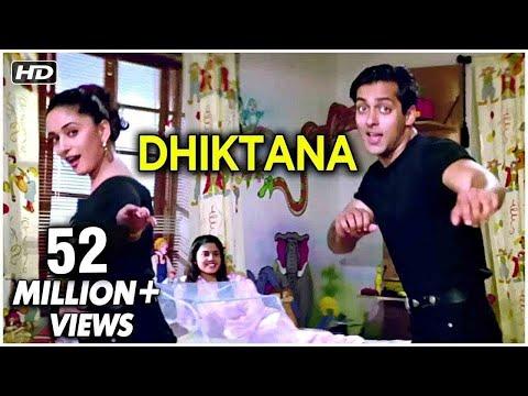 Dhiktana 2 (HD) - Hum Aapke Hain Koun | Salman Khan, Madhuri Dixit | Best Classic Song Mp3