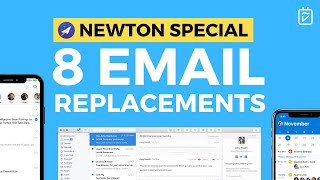 8 Top Email Replacements | Newton Special screenshot 5