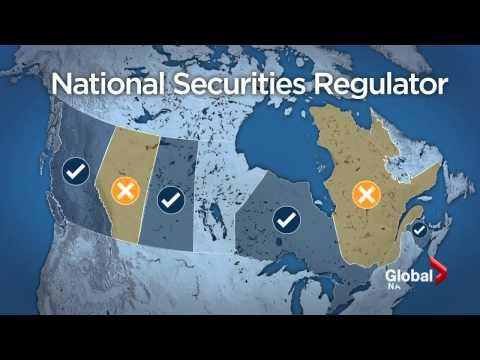 Support for securities regulator grows