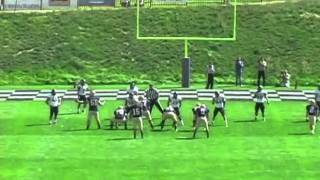 Chris Ware QB #7 Eastern Oregon Part 1