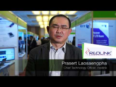 Prasert Laosaengpha, Chief Technology Officer, Redlink