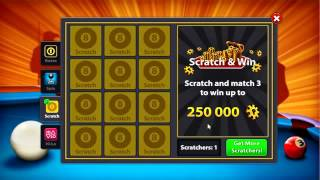 Miniclip 8 ball pool   Surprise Boxes and Collection Cues