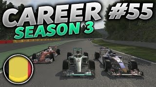 F1 2016 Career Mode Part 55: SPA