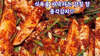 알토란 김장 특집  임성근 총각김치로 온 가족 입맛을 …