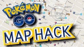 Pokmon GO - MAP HACK - Alle Pokemon auf der Karte anzeigen lassen
