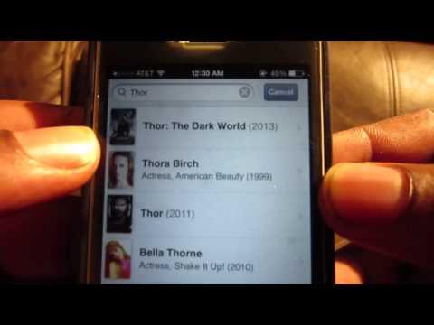 IMDB.com (Internet Movie Database) Application-Info About Movies - IMDB