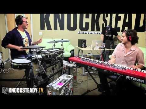 KNOCKSTEADY LIVE - AUSTIN PERALTA