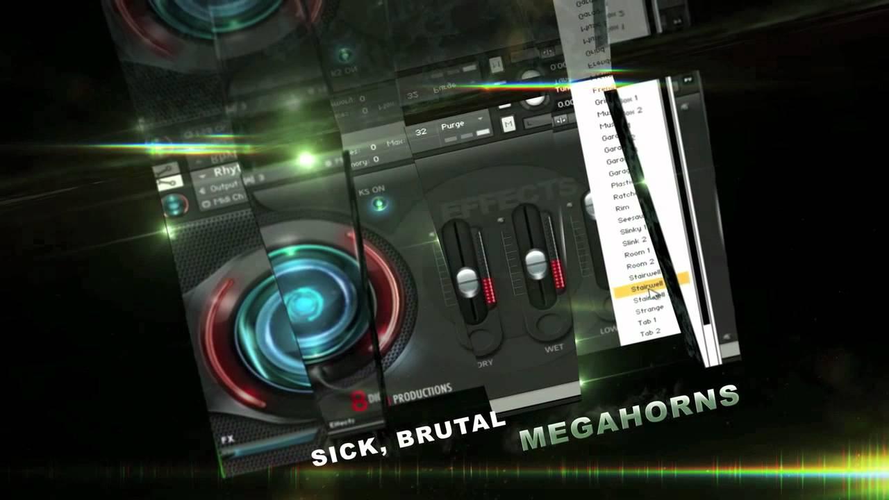 8Dio Hybrid Tools Vol 1 KONTAKT – Magesy ® R-Evolution™