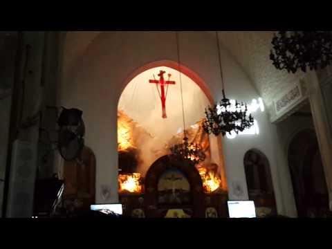 تمثيلية القيامة من كنيسة مارمرقس شبرا  2015