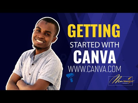 DESIGNING INSTAGRAM POST USING CANVA || GETTING STARTED WITH CANVA || THE LOOP SERIES.