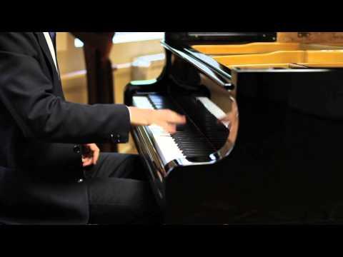 At The Estonia Piano Factory | A Rachmaninoff Etude
