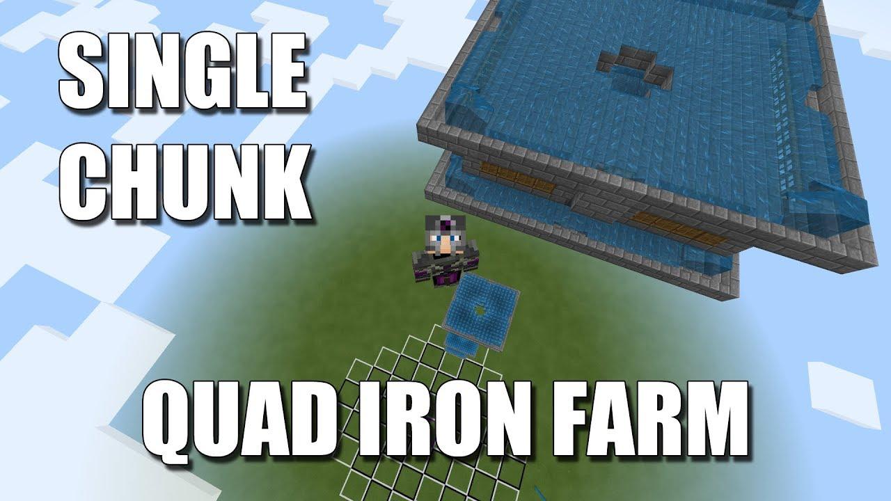 Minecraft Bedrock Edition Iron Farm Alison Handley