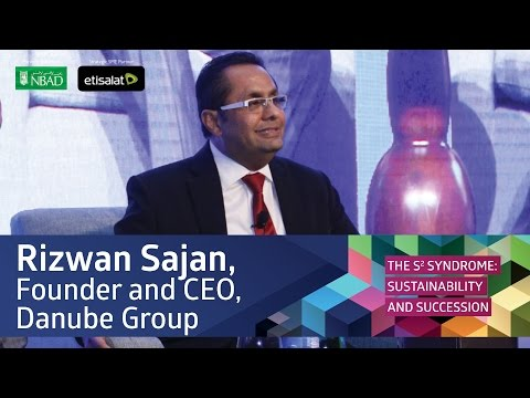 Rizwan Sajan, Founder and CEO, Danube Group | The S2 Syndrome