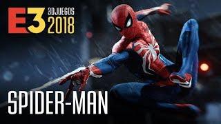 Spider-Man, uno de los grandes de PS4 en 2018