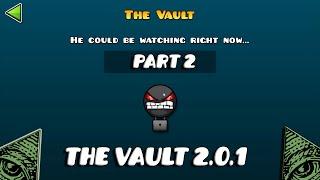 geometry dash 201 the vault 2 2 new passwords 2 nuevos logros
