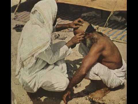 Hajj during the good old days