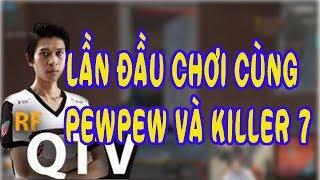 FULL VIDEO game đầu tiên vũ idol chơi với pewpew và killer7