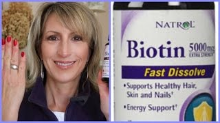 MAKE YOUR NAILS GROW WITH BIOTIN - AN UPDATE