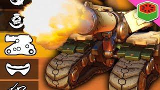 INSTANT ULT GUN GAME! | Overwatch Custom Game thumbnail