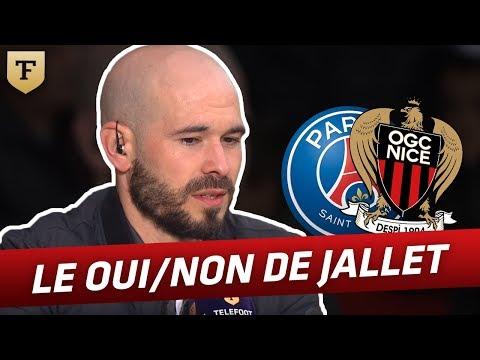 Le Oui/Non avec Christophe Jallet (OGC Nice)