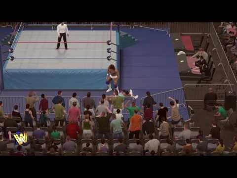 WWF INTERCONTINENTAL Champion: Mr. Perfect  v/s Kerry Von Eric