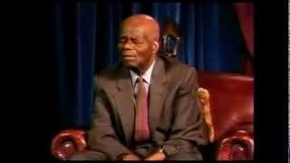 Dr John Henrik Clarke talks about Malcolm X