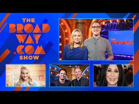 The Broadway.com Show - 6/9/17: Cher, SpongeBob, Chita Rivera, Jimmy Buffett, Pasek & Paul