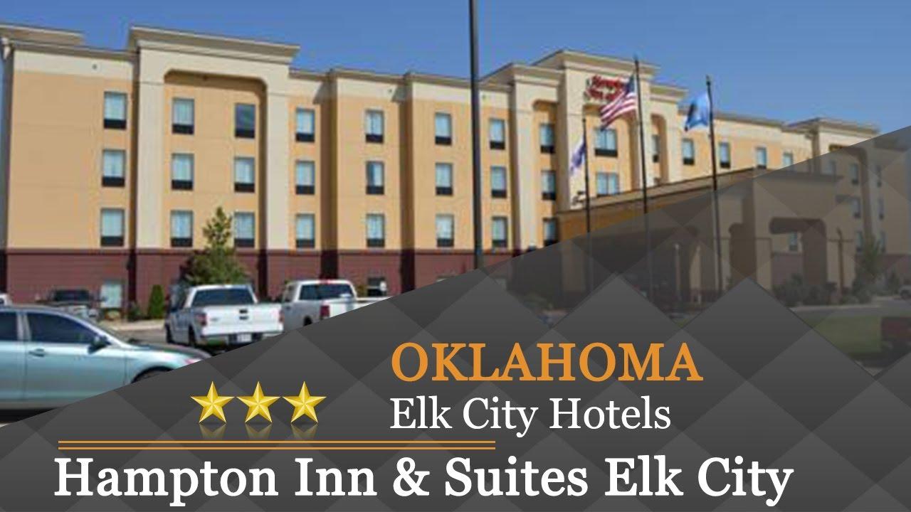 Hampton Inn Suites Elk City Hotels Oklahoma