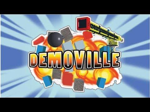 Roblox DemoVille [code]