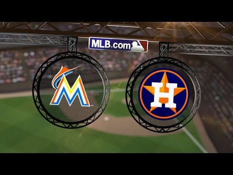 7/27/14: Turner keeps Astros down for Marlins sweep
