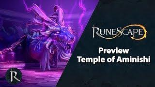 RuneScape Content Showcase - Elite Dungeons (Temple of Aminishi)